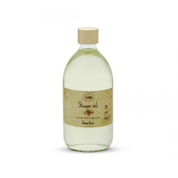 翠綠玫瑰沐浴油